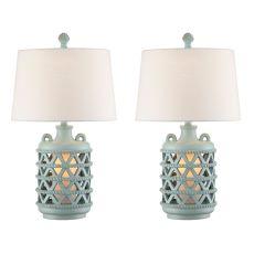 Baldwin Island Night Light Table Lamp (Set Of 2)