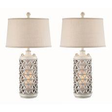 Oak Island Night Light Table Lamp (Set Of 2)