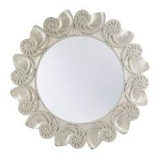 Nautilus Shell Mirror
