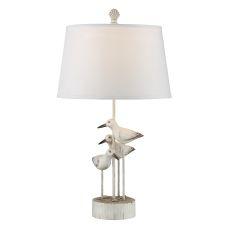 Trio Seabirds Table Lamp (Set Of 2)