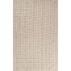 Solids Tribal Pattern Natural Wool Area Rug (8X11)
