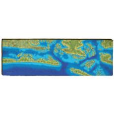 Beaufort and Bogue Sound Wood Wall Art