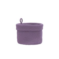 Mode Crochet 8X8 Basket W/ Loop