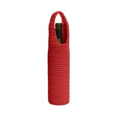 Mode Crochet Wine Bottle Wrap