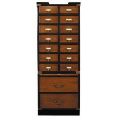 Collector's Cabinet II, Drawers
