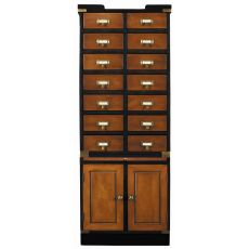 Collector's Cabinet II, Doors