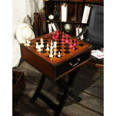 Authentic Models Grandmaster'S Box Game Table