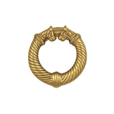 Celtic Torc Door Knocker, Brass (Premium)