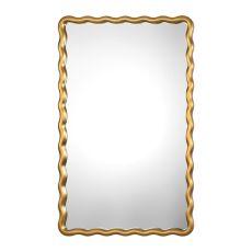 Uttermost Cosimia Metallic Gold Mirror