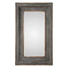 Uttermost Kivalina Aged Iron Oversized Mirror