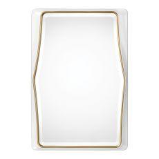 Uttermost Colleen Gloss White Mirror