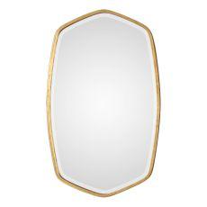 Uttermost Duronia Antiqued Gold Mirror