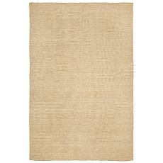 Liora Manne Mojave Pencil Stripe Indoor/Outdoor Rug - Natural, 5' By 7'6""