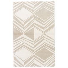 Tribal Pattern Wool Traditions Made Modern Tufted Area Rug