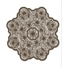 "Medallion 36"" Round Table Topper"