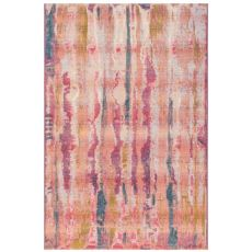 """Liora Manne Marina Reflection Indoor/Outdoor Rug Blush 39""""X59"""""""