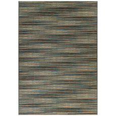 "Liora Manne Marina Stripes Indoor/Outdoor Rug Blue/Multi 39""X59"""