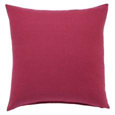 "Modern/Contemporary Pattern Pink Cotton Down Fill Pillow ( 20""X20"")"