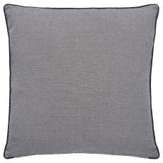 """Tribal Pattern Brown/Blue Cotton Down Fill Pillow ( 18""""X18"""")"""