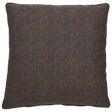 Tribal Pattern Cotton Montparnasse Down Fill Pillow