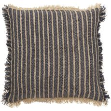 Stripes Pattern Cotton And Linen Montparnasse Poly Pillow