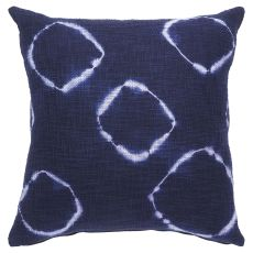 Tribal Pattern Cotton Montparnasse Poly Pillow