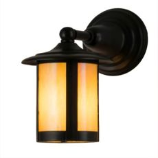 """6"""" W Fulton Prime Solid Mount Wall Sconce"""