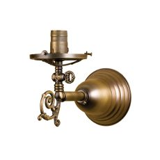 """4.5"""" W Gas Reproduction Wall Sconce"""
