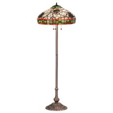 "61"" H Pinecone Floor Lamp"