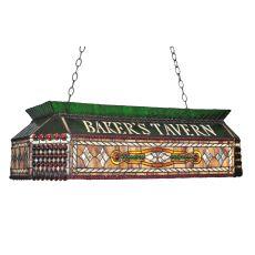 "40"" L Personalized Baker'S Tavern Oblong Pendant"
