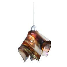 "8"" W Metro Fusion Marina Handkerchief Mini Pendant"