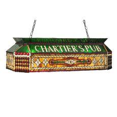 """40"""" L Personalized Chartier's Pub Oblong Pendant"""