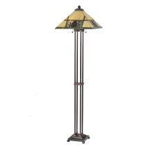 "63"" H Pinecone Ridge Floor Lamp"
