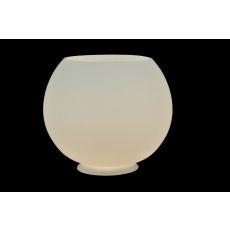 """8"""" W Globe Flashed Opal Shade"""