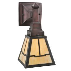 "8.75"" W Valley View Mission Wall Sconce"