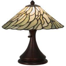 "18"" H Willow Jadestone Table Lamp"