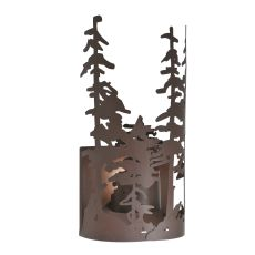"""11"""" W Tall Pines Wall Sconce"""