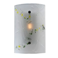 "10"" W Metro Fusion Bel Volo Wall Sconce"