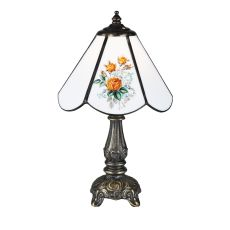 "11.5"" H Rose Bouquet Mini Lamp"