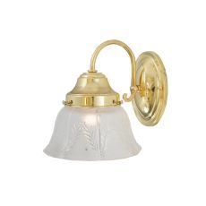 """7"""" W Revival Summer Wheat Gas Wall Sconce"""