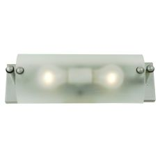 """14"""" W Metro Fusion Half Cylinder Wall Sconce Hardware"""