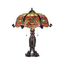 "25"" H Duffner & Kimberly Viking Table Lamp"