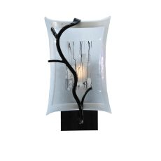 """9"""" W Metro Fusion Twigs Wall Sconce"""