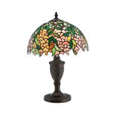 """18"""" H Tiffany Laburnum Accent Lamp"""