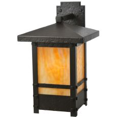 """12"""" W Durango Solid Mount Wall Sconce"""