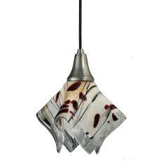 "9"" W Metro Fusion Ramoscelli Handkerchief Mini Pendant"