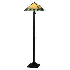 """65"""" H Maple Leaf Floor Lamp"""