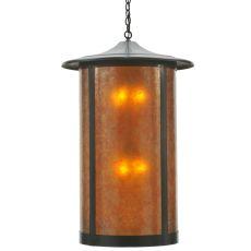 """24"""" W Fulton Prime Lantern Pendant"""