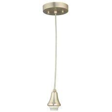 Canopy W/Wire Hanger Cone Cap