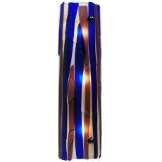 "5"" W Metro Fusion Midnight Glass Vanity Light"